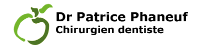 logo dentiste dr patrice phaneuf