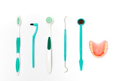 produit pour dentier