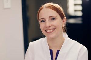 Éliane Gamache, nouvelle denturologiste pour notre clinique de Sherbrooke
