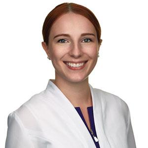 Éliane Gamache, denturologiste