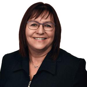 Sylvie Giard, secrétaire